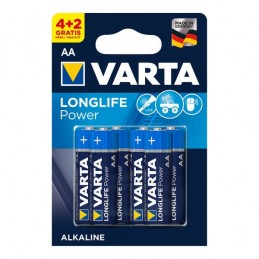 Pilhas Varta Longlife Power...