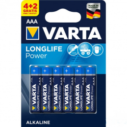 Varta Longlife Power...