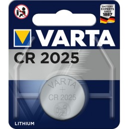 CR 2025 3V batteries
