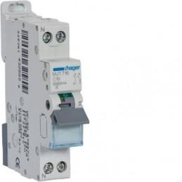Circuit breaker 1P + N 16A...