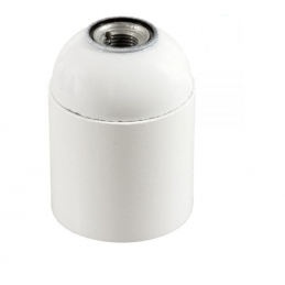 Lamp holder white