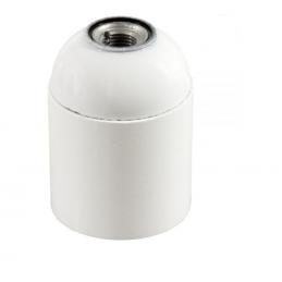 Casquilho p/ lâmpadas branco