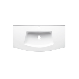 Round 90 Ceramic Washbasin