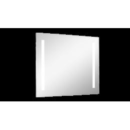 Specchio Led Boreale 80x70
