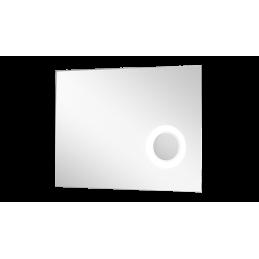 Specchio Vortice Led 77x57
