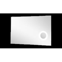 Specchio Vortice Led 100x77