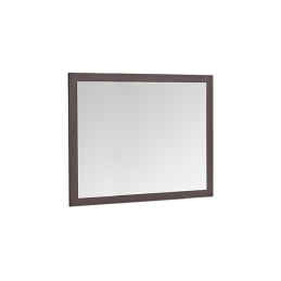 Madrid Mirror 100x80 Wengue