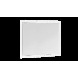 Specchio Madrid 100x80 Bianco