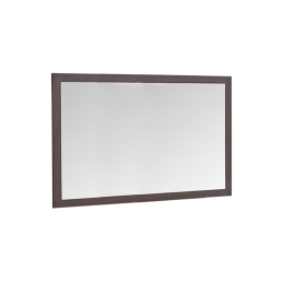 Madrid Mirror 120x80 Wengue