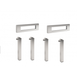 Kit 2Pet 4 Petra Satin Handles