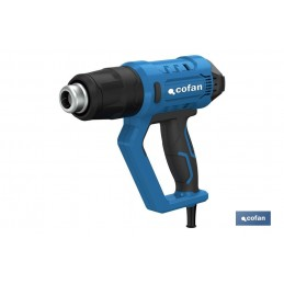 Digital LCD Hot Air Gun