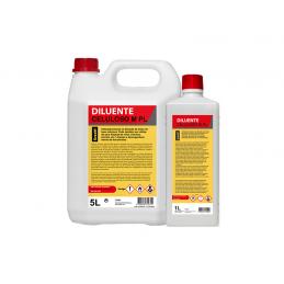 Diluente Cellulosa 5lt Usi...