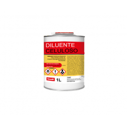 Cellulose Thinner Can 1lt