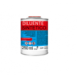1 / 4lt Synthetic Thinner Can