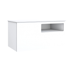 Furniture 100 Stark White Mate