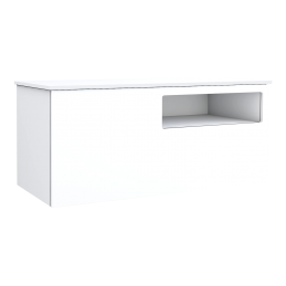 Furniture 120 Stark White Mate