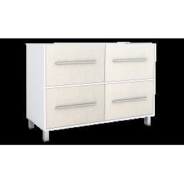 Mobili 120 Jazz White / Linen