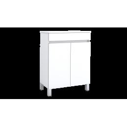 Tavolo 60 Zeus White