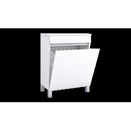 Tavolo 60C / tulha Zeus White
