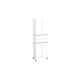 Coluna 60 Zeus Branco