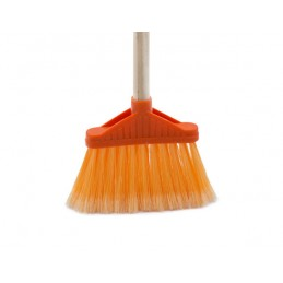 Broom w / handle by soft...