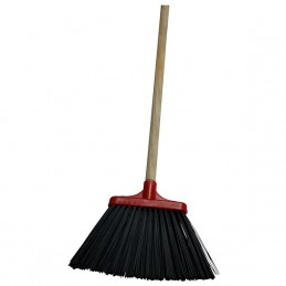 Broom w / handle by thick...