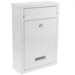 Mailbox 32x24x8 - White