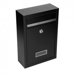 Mailbox 32x24x8 -Black