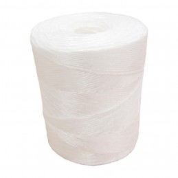 Raffia Yarn (white) Roll