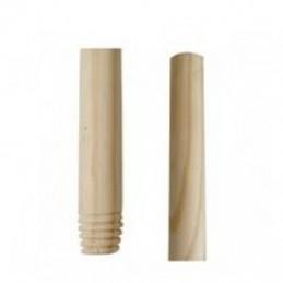 Manico in legno filettato...
