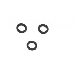 Vedante borracha 3/8 preto