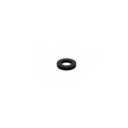 Junta de goma 1/2 negro