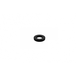 Vedante borracha 1/2 preto
