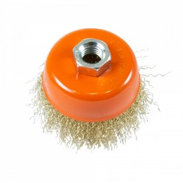 Wire brush T / Wire cup...
