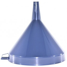 Medium plastic funnel with...