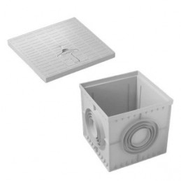 Plastic sanitation box...