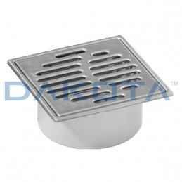 Drain sif. 15x15 (stainless...