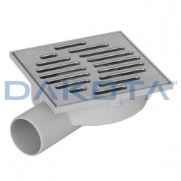 Drain sif. Recessed ABS /...