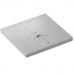 Plastic cover 20x20 without...