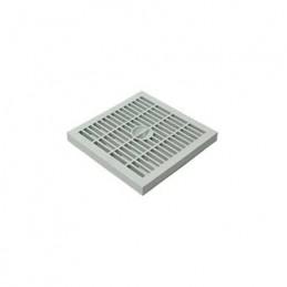 Plastic grid 40x40 without rim