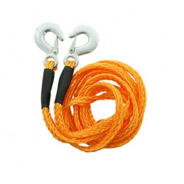 Set of rope and tow hooks -...