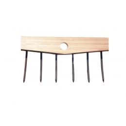Yeso de madera