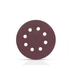 Disco abrasivo velcro 125 A80