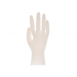 Latex Glove Size: M Cx100