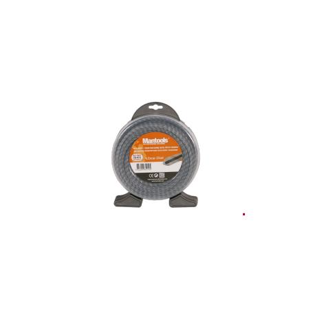 Tubo corrugado rojo 75mm Medidor electricista