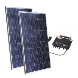 Microkit fotovoltaico 580w...