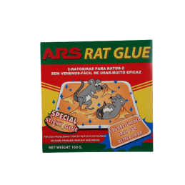 Tabuleiro de Cola para Ratos