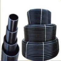 Pipes and fittings (polyethylene)