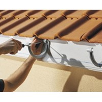 gutter or pvc conduits