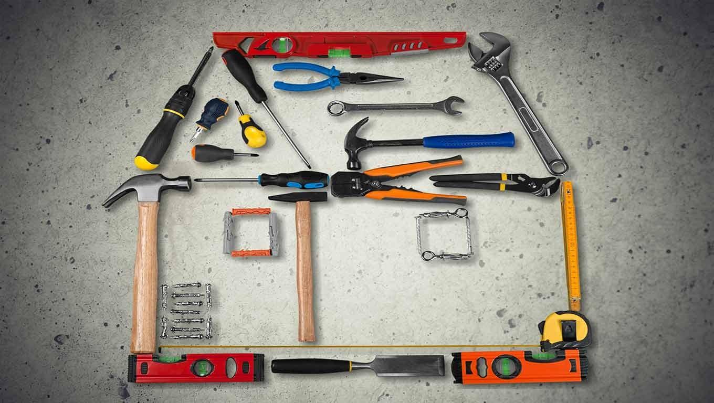 Material de Construcion tools reparation